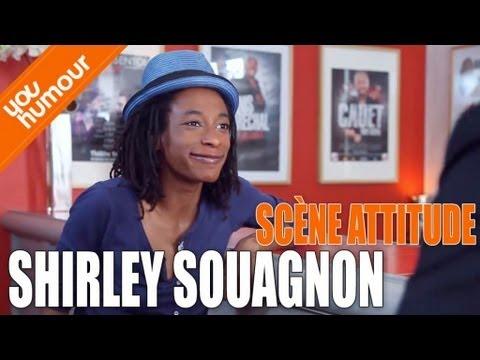 SHIRLEY SOUAGNON - Dur d'être une femme humoriste