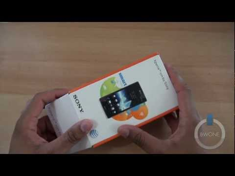 Sony Xperia ION Unboxing - BWOne.com