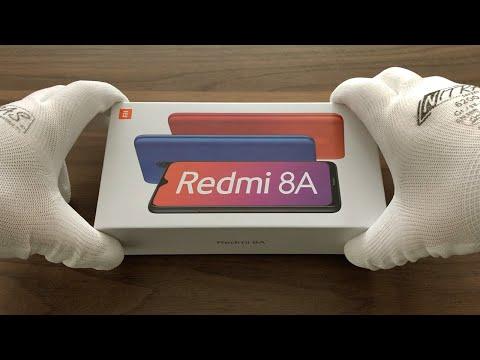 Xiaomi Redmi 8A - Unboxing