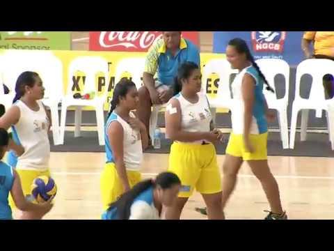 Pacific Games  2015  D11 VBF G1 TUVALU vs AMERICAN SAMOA