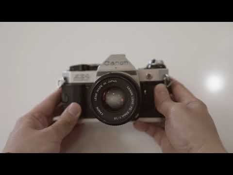 Canon AE-1 Program Sounds and Features