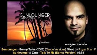 Sunlounger & Zara - Talk To Me (Dance Version) // Sunny Tales [ARMA155-2.10]