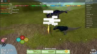Roblox Dinosaur Simulator   Elder!!! PArt 1