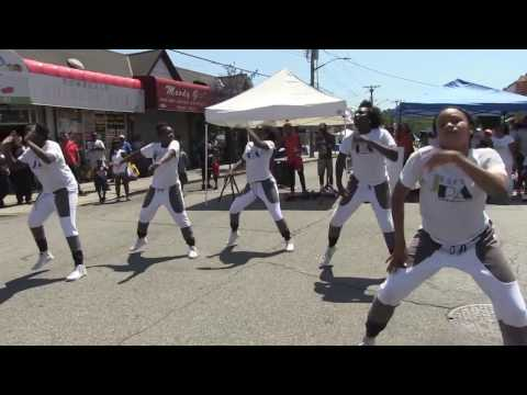 Family Fun Day Rosedale Queens 2016 Hosted By Queen D, StarMoveTV