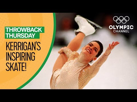 Nancy Kerrigan's Unforgettable Lillehammer 1994 Free Skating Routine | Throwback Thursday