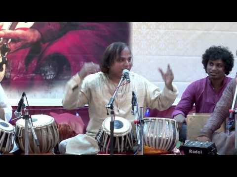 PADMASHRI PT. SURESH TALWALKAR -- concert - part 4 - PT. MADHUKAR JOSHI AMRUT MOHOTSAVA SAMARAMBHA