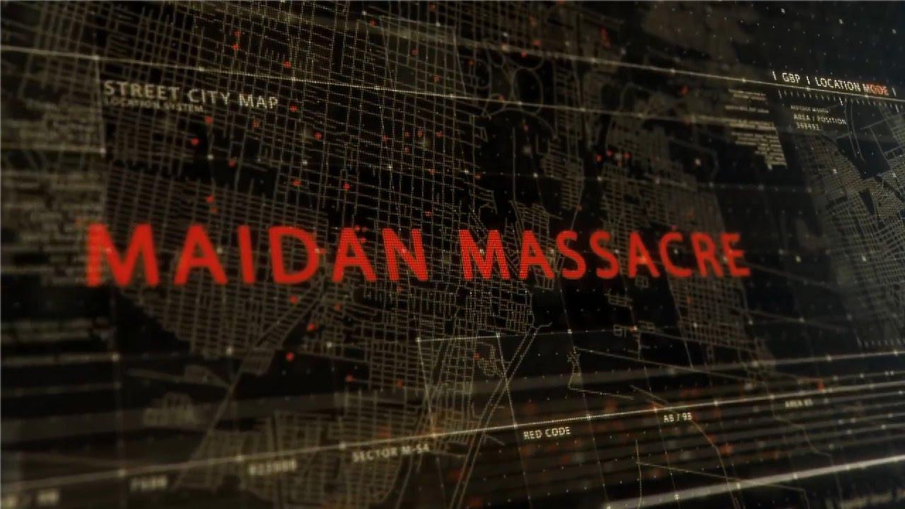 ����� �� ������� (maidan massacre)