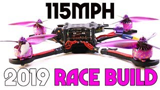 How to build the FASTEST FPV RACING DRONE IN 2019! FULL BUILD GUIDE + Giveaway