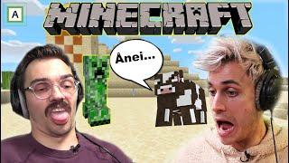 VI SKAL FINNE ETT NYTT HJEM! - EP 1 Minecraft Eventyret