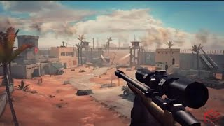 Top 10 Best Sniper Games Android 2018 HD《AD games 》