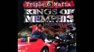 Kings Of Memphis Underground Vol.3 2000 - Three 6 Mafia