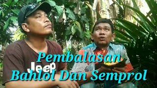 Comedi Viral Hantu Labu : Pembalasan Bahlol Dan Semprol Part : 1