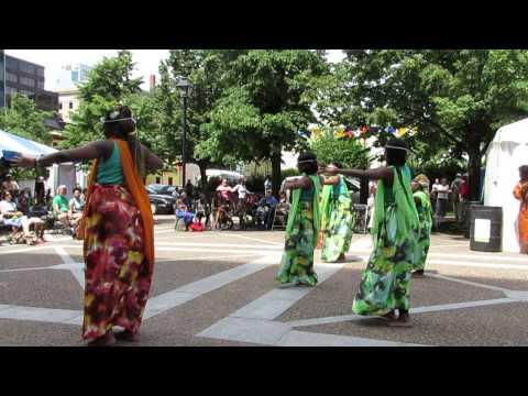 Africa Culture & Arts Festival (36) African Queens - Dance