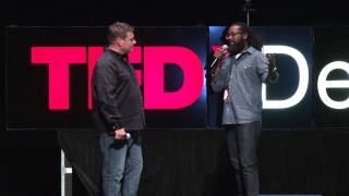 Detroit Bike City – An update | Jason Hall | TEDxDetroit