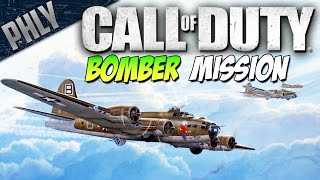 CALL OF DUTY B-17 BOMBER MISSION (Call of Duty United Offensive)