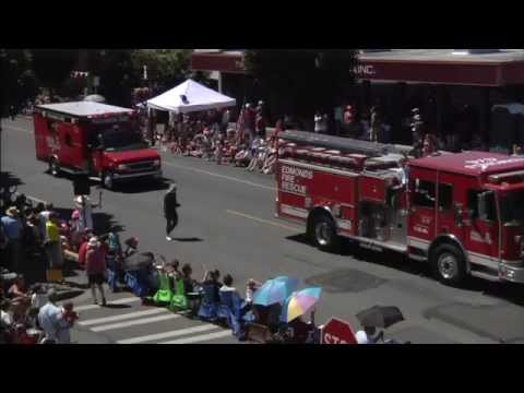 Edmonds 2015 Fourth of July Parade
