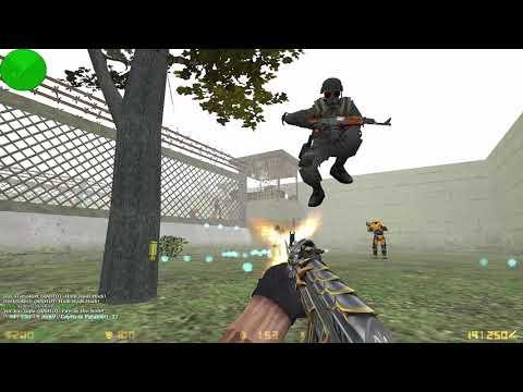 Counter Strike 1.6: Zombie Escape - 4Escape Bunker | World War'Z