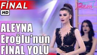 İşte Benim Stilim - Aleyna Eroğlu - 155. Bölüm 7. Sezon Büyük Final