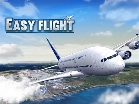 Easy Flight - Flight Simulator by TRADEGAME Lab | IOS Part Two Gameplay Video | HD