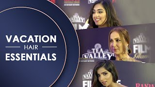 Vacation Hair Essentials | Bollywood Celebrities | Filmfare Glamour And Style Awards 2019