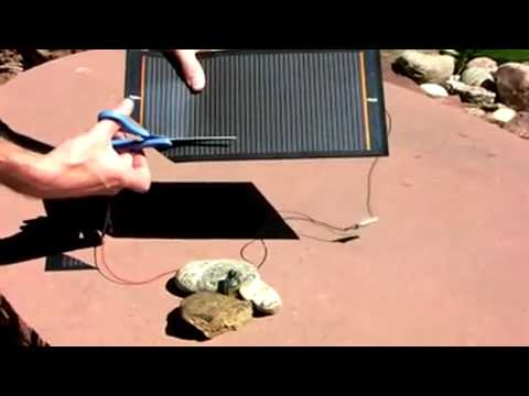 CIGS Flexible Technology Most Robust PV System.mp4