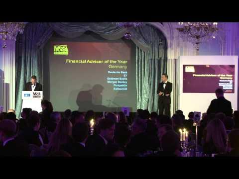 Deutsche Bank - Germany Financial Adviser of the Year