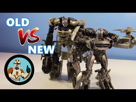 Transformers Dark Of The Moon (Takara) VS Studio Series Deluxe SOUNDWAVE | Old VS New #17