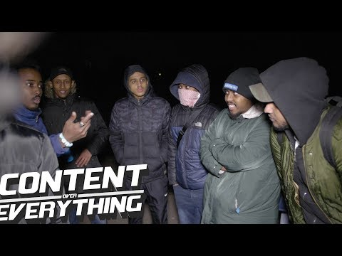 Somali Corner Part 1 | Are Somalis Black Or Arab ? | Speakers Corner Hyde Park thumbnail