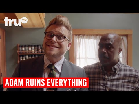Adam Ruins Everything - Why Filing Taxes Is So Hard (Tease) | truTV