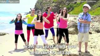 CALL ME MAYBE - Cimorelli feat. MattyB (with LYRICS)