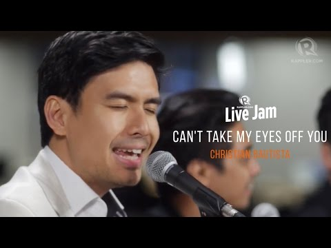 Christian Bautista - 'Can't Take My Eyes Off You' (cover)