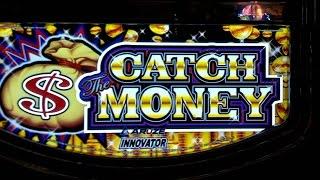 Catch the Money Slot Machine by Aruze