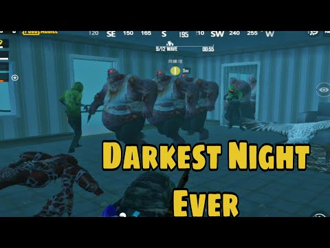 Top 6 Tricks Of New Mode ZOMBIE DARKEST NIGHT | Pubg mobile Update 0.12 Things to Know |