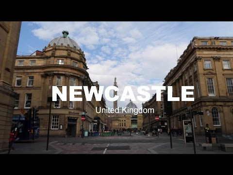 CITY TOUR - Newcastle upon Tyne