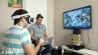 Налаштування Playstation VR і перші відчуття