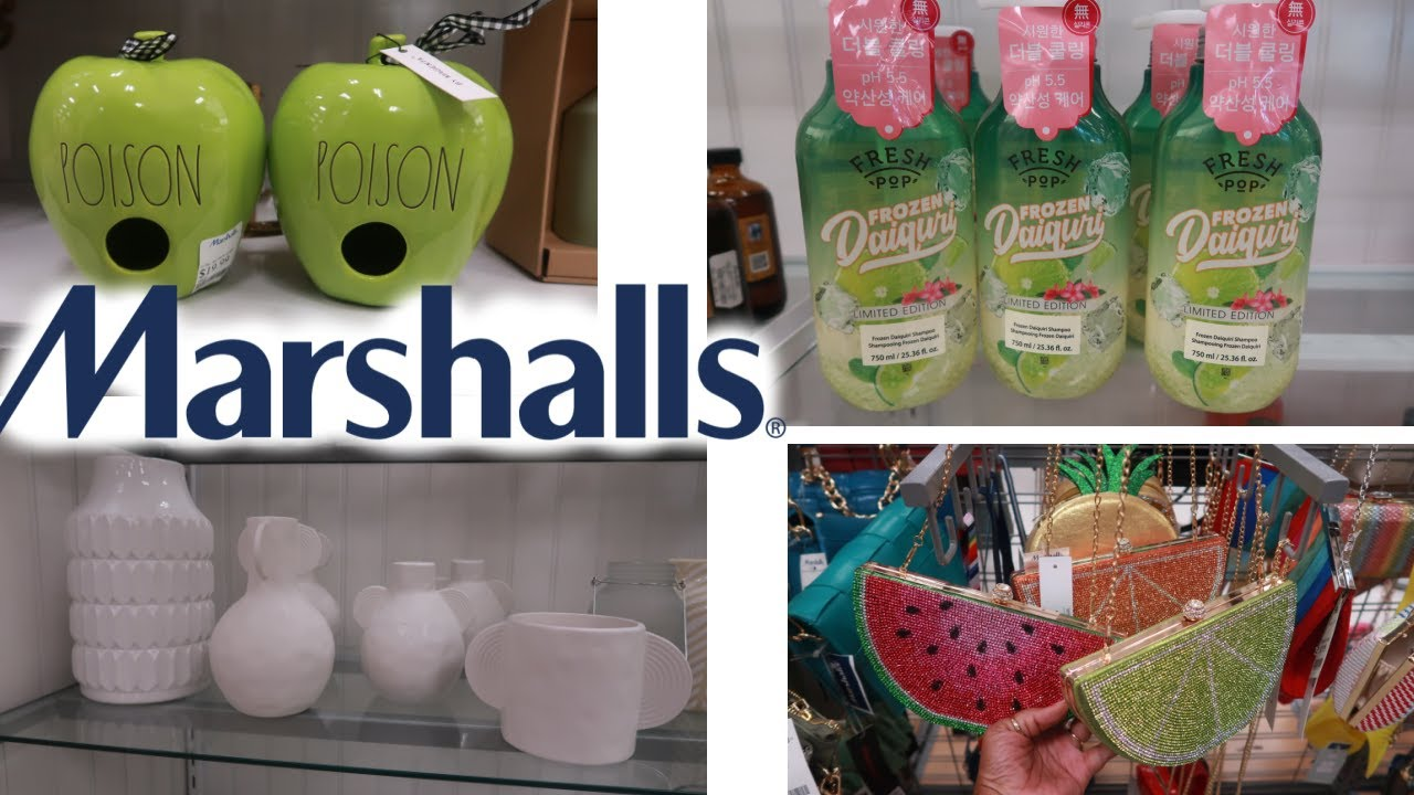 MARSHALLS * BROWSE WITH ME