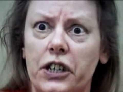 Eyes of Aileen Wuornos