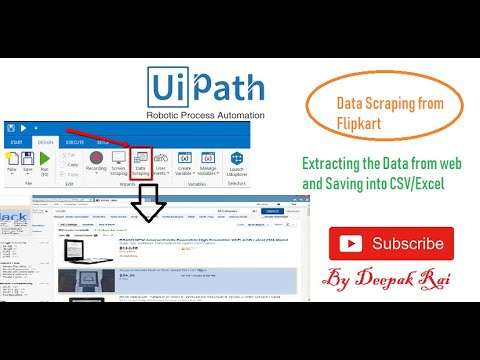 Download Data Scraping Uipath Web Data Extraction Uipath Rpa