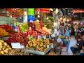 Рынок в Паттайе! Цены на фрукты и другие продукты в Паттайе, Таиланд.