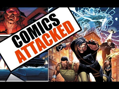 Can Diversity and Comics Fight Back Against Collusive Industry Attacks?