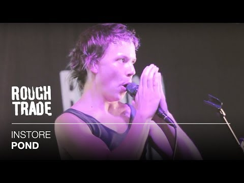 POND - Paint Me Silver | Instore at Rough Trade East, London