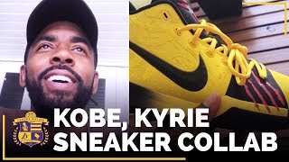 Kyrie Irving, Kobe Bryant Nike Sneaker Collaboration