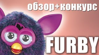 Furby 2012 - Интерактивный говорун. Обзор + Розыгрыш