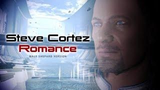 Steve Cortez: Romance (Mass Effect 3 Citadel DLC)