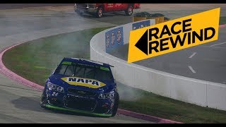 Race Rewind: Martinsville Playoff Race In 15