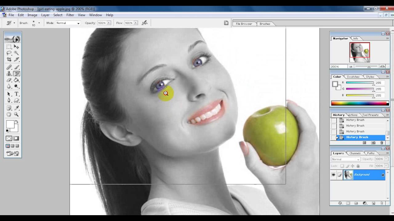 What does rasterizing a layer do in Photoshop? - Quora
