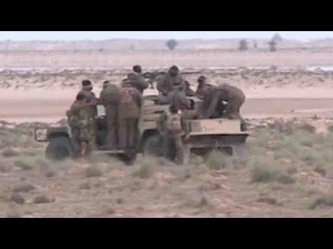 Truce broken in Libya as 140 killed in airbase attack