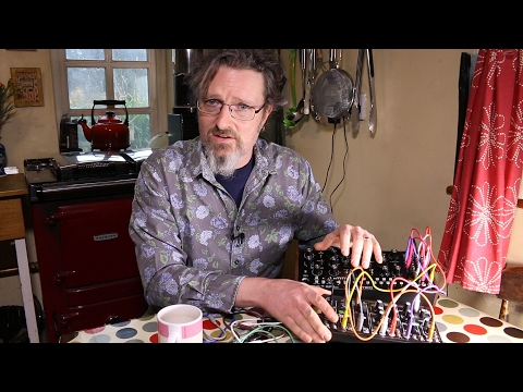 Molten Modular 02 - Semi-Modular as a gateway to Eurorack Mo