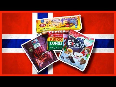 Norwegian Treats Review - Karamell, Boble, Chili, KVIKK, and Nidar Favoritter