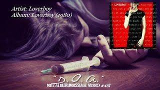 Watch Loverboy Doa video